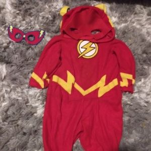 Toddlers Flash Costum!